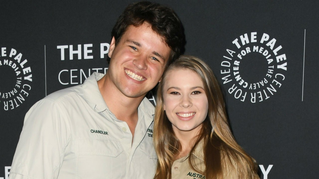 Bindi Irwin announces she is pregnant with her first child