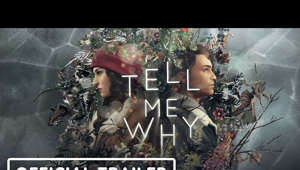 The latest game from DontNod, Tell Me Why tells the story of twins Tyler and Alyson Ronan, exploring the memories of their joyful but troubled childhood in beautiful small-town Alaska  #ign #gaming #xbox