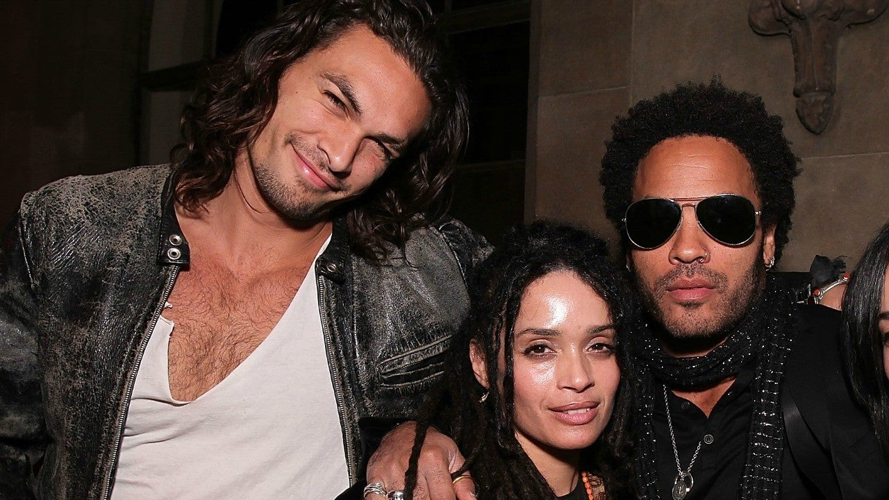 Lenny & Zoe Kravitz Send Love to Jason Momoa on His 41st Birthday!