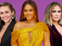 Miley Cyrus, Beyonce, Jennifer Lopez posing for the camera: The Most Popular Celebrity From Every State (and D.C.)