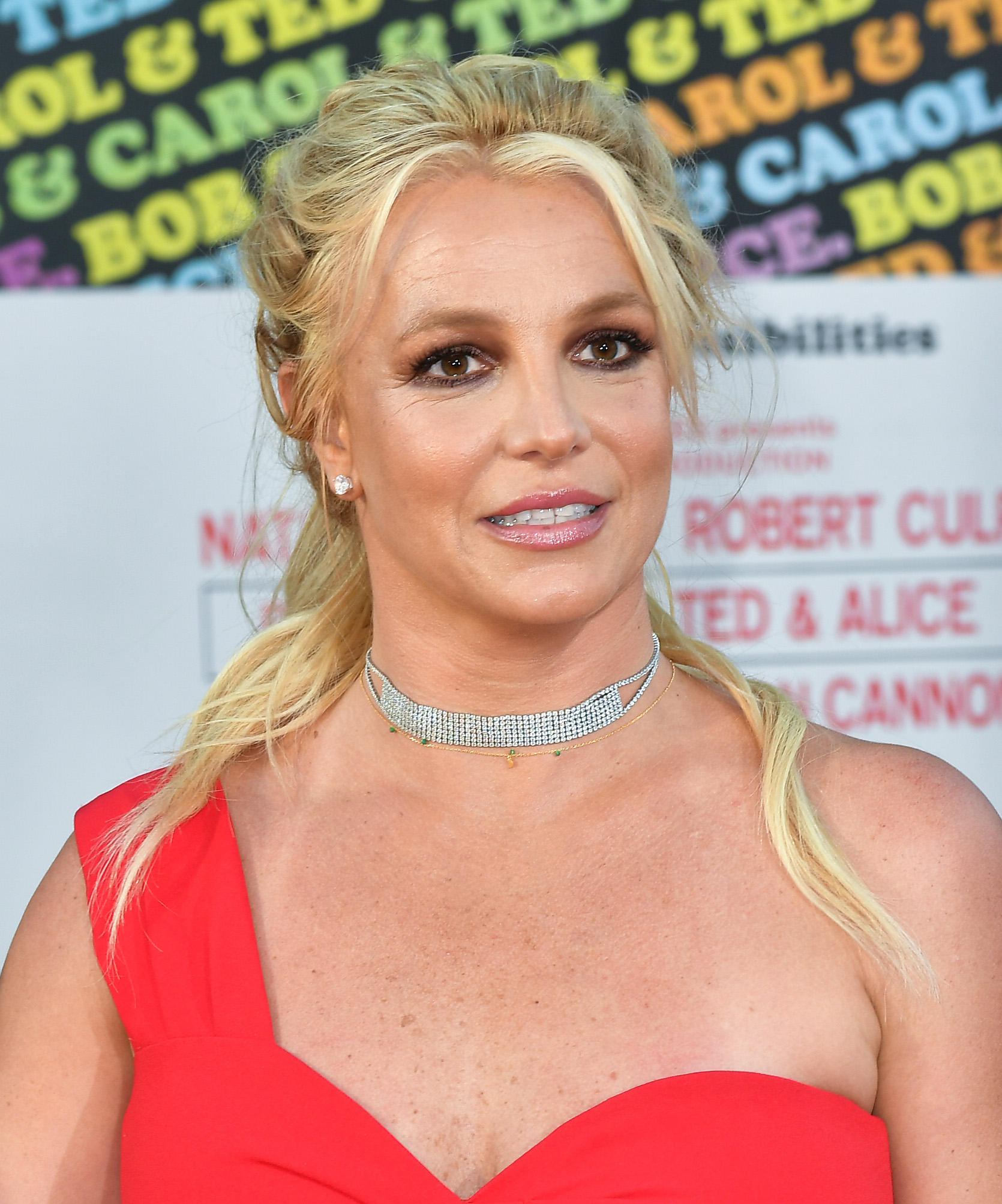 Britney Spears says conservatorship is 'voluntary'