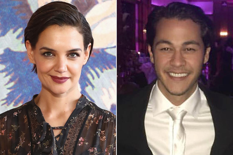 Katie Holmes dating chef Emilio Vitolo