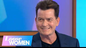 Subscribe now for more! http://bit.ly/1VGTPwA  Hollywood's Charlie Sheen has had a colourful past with alcohol and drug abuse but now speaks to Loose Women about how he overcame his addictions and celebrates being over one year sober.  From series 22, broadcast on 11/04/2019  Like, follow and subscribe to Loose Women!  Website: http://bit.ly/1EDGFp5 YouTube: http://bit.ly/1C7hxMy Facebook: http://on.fb.me/1KXmWdc Twitter: http://bit.ly/1Bxfxts  http://www.itv.com http://www.stv.tv