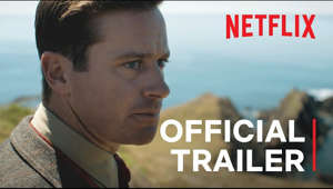 a man wearing a suit and tie: A young newlywed arrives at her husband's imposing family estate on a windswept English coast and finds herself battling the shadow of his first wife Rebecca, whose legacy lives on in the house long after her death. A modern adaptation of Daphne Du Maurier's gothic novel comes to Netflix: starring Armie Hammer, Lily James, and Kristin Scott Thomas.   Rebecca: https://www.netflix.com/rebecca  SUBSCRIBE: http://bit.ly/29qBUt7  About Netflix: Netflix is the world's leading streaming entertainment service with 193 million paid memberships in over 190 countries enjoying TV series, documentaries and feature films across a wide variety of genres and languages. Members can watch as much as they want, anytime, anywhere, on any internet-connected screen. Members can play, pause and resume watching, all without commercials or commitments.  Rebecca | Official Trailer | Netflix https://youtube.com/Netflix