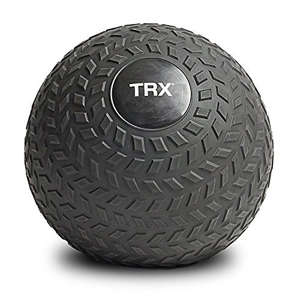 $29.95Shop NowAs TRX's model proves, you don't need to spend a small fortune on a great medicine ball. TRX might be known for its impressive suspension system-and its medicine ball does not disappoint, either. This option features a thick, ribbed texture that's easy to grip and can hold up nicely over time. All this for an affordable price? It's a win-win.