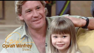 Many people find snakes creepy, but you wouldn't know that by watching Steve Irwin's daughter, Bindi, gleefully carry a baby python on 'The Oprah Winfrey Show.' For more on #oprahwinfreyshow, visit http://WatchOWN.tv/TOWS   Find OWN on TV at http://www.oprah.com/FindOWN  #OWNTV  #oprahwinfreyshow #Oprahwinfrey SUBSCRIBE: http://bit.ly/1vqD1PN  Download the Watch OWN App: http://bit.ly/2hr1nX2  About OWN: Oprah Winfrey Network is the first and only network named for, and inspired by, a single iconic leader.  Oprah Winfrey's heart and creative instincts inform the brand -- and the magnetism of the channel.  Winfrey provides leadership in programming and attracts superstar talent to join her in primetime, building a global community of like-minded viewers and leading that community to connect on social media and beyond.  OWN is a singular destination on cable.  Depth with edge. Heart. Star power. Connection.  And endless possibilities.  Discover OWN TV: Find OWN on your TV!: http://bit.ly/1wJ0ugI Our Fantastic Lineup: http://bit.ly/1qMi2jE  Connect with OWN Online: Visit the OWN WEBSITE: http://bit.ly/1qMi2jE Like OWN on FACEBOOK: http://on.fb.me/1AXYujp Follow OWN on TWITTER: http://bit.ly/1sJin8Y Follow OWN on INSTAGRAM: http://bit.ly/LnqzMz Follow OWN on PINTEREST: http://bit.ly/2dvfPeN   Steve Irwin's Daughter Brings Her Baby Python on 'The Oprah Show' | The Oprah Winfrey Show | OWN http://www.youtube.com/user/OWN