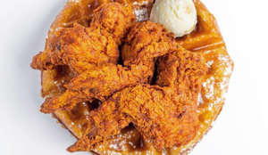 Outstanding chicken & waffle joints in every state