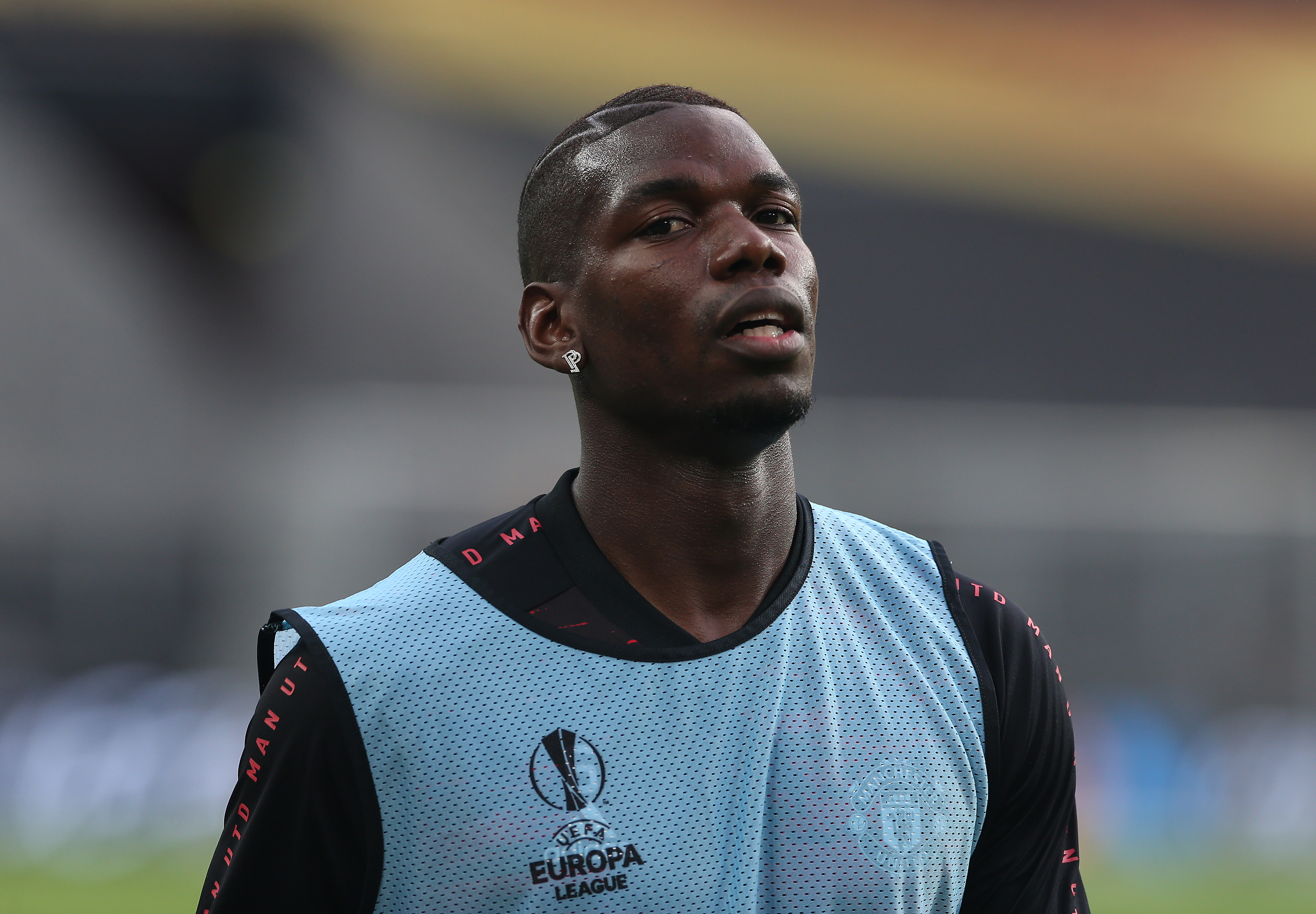 Manchester United's Paul Pogba tests positive for coronavirus