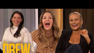 Cameron Diaz et al. posing for the camera: Drew reunites with Charlie's Angels co-stars and real-life besties, Cameron Diaz and Lucy Liu, to reminisce about their movies, discuss their 20-year-long friendship and to figure out who is receiving the lost video messages Drew keeps sending them.  #DrewBarrymoreShow #CharliesAngelsReunion  Subscribe to The Drew Barrymore Show: https://www.youtube.com/channel/UCWIj8e2_-uK1m886ADSYO6g?sub_confirmation=1   Keep the party going with a visit to https://thedrewbarrymoreshow.com  FOLLOW THE DREW BARRYMORE SHOW Instagram: https://www.instagram.com/thedrewbarrymoreshow Twitter: https://twitter.com/DrewBarrymoreTV Facebook: https://www.facebook.com/TheDrewBarrymoreShow Pinterest: https://www.pinterest.com/thedrewbarrymoreshow Snapchat: https://www.snapchat.com/add/drewbarrymoretv TikTok: https://www.tiktok.com/@thedrewbarrymoreshow   FOLLOW DREW BARRYMORE Instagram: https://www.instagram.com/drewbarrymoreshow Twitter: https://twitter.com/DrewBarrymore Facebook: https://www.facebook.com/DrewBarrymore Pinterest: https://www.pinterest.com/drewbarrymoreshow   The Drew Barrymore Show is daytime's brightest destination for intelligent optimism and maximum fun, featuring everyone's favorite actor, businessperson, mom and cultural icon, Drew Barrymore! From news to pop culture, human interest to comedy - you'll discover it here with Drew along with the beauty and wisdom, as well as the heart and humor in life.  Drew Kicks Off Her First Show with Her Charlie's Angels Sisters Cameron Diaz and Lucy Liu http://www.youtube.com/thedrewbarrymoreshow