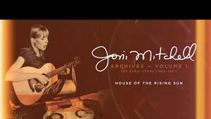 "Joni Mitchell performed ""House Of The Rising Sun"" at the CFQC AM Radio Station in Saskatoon, Saskatchewan, Canada in 1963 - the earliest known recording of Joni Mitchell. Joni Mitchell Archives Volume 1: The Early Years (1963-1967) is available for pre-order https://JM.lnk.to/JMAVol1  🔔 Subscribe to the Joni Mitchell channel and ring the bell for breaking news, exclusive audio releases and merchandise, and updates from the Joni Mitchell Archives https://JM.lnk.to/YouTubeSubscribe  Stay In Touch with Joni … ☁ Website https://jonimitchell.com/ 🎨 Instagram https://www.instagram.com/jonimitchell 🚕 Facebook https://www.facebook.com/jonimitchell 🎹 Twitter https://twitter.com/jonimitchell ✉️ Email Sign Up https://www.rhino.com/jonimitchellemail  *******************  Welcome to the official YouTube channel of Joni Mitchell, whose songs ""River,"" ""Both Sides Now,"" ""California,"" and albums 'Clouds,' 'Ladies of the Canyon' and 'Blue' compose only a fragment of a multi-disciplinary artistic output that has been embraced across generations, inspired multitudes of artists, and earned every conceivable accolade.   One of the world's most remarkable and beloved artists, Mitchell has influenced musicians across a vast cross-section of genres with her ethereal songs that reflect social and environmental ideals. The prolific singer-songwriter-painter-poet has not only written and produced her music, but also designed most of her album covers and packaging. A journey into Joni Mitchell's artistry is one of a highly original, harmonically innovative, and emotionally charged, familiar yet fresh adventure."