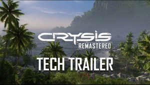 Here is the official Tech Trailer for Crysis Remastered -  rendered natively in 8K resolution!  Only a few days left -  Crysis Remastered is coming to PC, PS4 and Xbox One on 18th September 2020.   The game is upgraded with high-quality textures up to 8K resolution, Global Illumination (SVOGI), state-of-the-art depth of field, new light settings, motion blur, Ray tracing - for the first time on consoles - and much more for a major visual upgrade.   Buy now on Nintendo Switch: www.nintendo.com/games/detail/crysis-remastered-switch   Learn more: www.crysis.com  Subscribe here for future updates!    Follow us on Social Media:  www.facebook.com/crysis  www.twitter.com/Crysis  www.instagram.com/crysis  #crysis #remastered #techtrailer