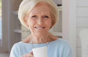 Mary Berry smiling for the camera: There's a reason we love watching cooking shows. They provide us with insider knowledge and top recipe inspiration, especially useful now we have more time to spend in the kitchen. It was a hard job selecting the best but here are our favourite TV chefs' cooking tips, from Mary Berry to Guy Fieri.