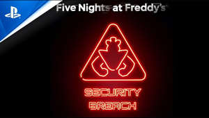 A first glimpse of FNAF: Security Breach PS5 Teaser  https://www.steelwoolstudios.com/