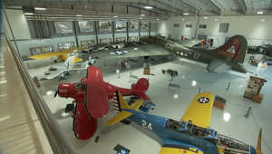 Dave Ward's Houston: Soar through history at the Lone Star Flight Museum