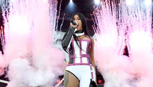 Cardi B wants women to feel 'sexy and confident' in her Reebok collection