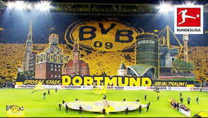 Dortmund supporters pull off another amazing tifo! ► Sub now: https://redirect.bundesliga.com/_bwCS  Another goosebump moment in the Bundesliga! We've already seen some amazing choreographies by the Bundesliga fans this season, but the Borussia Dortmund supporters have now topped them all! With huge banners and the city's coat of arms, the fans covered the entire Yellow Wall with a spinetingling display . Backed up by this amazing support, the players payed it back on the pitch as they beat Eintracht Frankfurt 4-0. What do you think of it? Can you remember a more iconic tifo in the Bundesliga? Let us know in the comments!  ► Watch Bundesliga in your country: https://redirect.bundesliga.com/_bwCT  ► Join the conversation in the Bundesliga Community Tab: https://www.youtube.com/bundesliga/community  We've seen another Matchday full of unmissable Bundesliga drama. Don't miss any highlights from Germany's football league! The Official Bundesliga YouTube channel gives you access to videos about the greatest goals, best moments and anything else you should know about. Make sure to subscribe now and visit us at https://bndsl.ga/comYT to find out more about the fixtures, analysis and news about your favourite team!