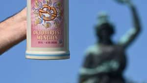 Bavarians hold toned-down Oktoberfest amid virus