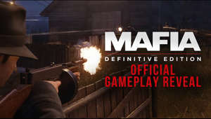 "a man holding a sign: Watch the official gameplay reveal of Mafia: Definitive Edition, featuring the mission ""A Trip to the Country"" along with developer insights from Hangar 13 President Haden Blackman.  Mafia: Definitive Edition releases September 25. Pre-order now separately or as part of the Mafia: Trilogy. ➜ https://mafiagame.com/buy  Subscribe and follow for more exclusive Mafia Trilogy info: Facebook: https://facebook.com/mafiagame Twitter: https://twitter.com/mafiagame Instagram: https://instagram.com/2k Website: https://mafiagame.com  KEY FEATURES: Re-made from the ground up, rise through the ranks of the Mafia during the Prohibition era of organized crime. After a run-in with the mob, cab driver Tommy Angelo is thrust into a deadly underworld. Initially uneasy about falling in with the Salieri crime family, Tommy soon finds that the rewards are too big to ignore.  Play a Mob Movie: Live the life of a Prohibition-era gangster and rise through the ranks of the Mafia.  Lost Heaven, IL: Recreated 1930's cityscape, filled with interwar architecture, cars and culture to see, hear and interact with.  Re-Made Classic: Faithfully recreated, with expanded story, gameplay and original score. This is the Mafia you remembered and much more."