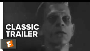 Subscribe to CLASSIC TRAILERS: http://bit.ly/1u43jDe Subscribe to TRAILERS: http://bit.ly/sxaw6h Subscribe to COMING SOON: http://bit.ly/H2vZUn Like us on FACEBOOK: http://goo.gl/dHs73 Follow us on TWITTER: http://bit.ly/1ghOWmt Frankenstein Official Trailer #1 - Boris Karloff Movie (1931) HD  Frankenstein Trailer - The horror classic in which an obsessed scientist (Colin Clive) assembles a living being (Boris Karloff) from parts of exhumed corpses.  Universal - 1931  Welcome to the Fandango MOVIECLIPS Trailer Vault Channel. Where trailers from the past, from recent to long ago, from a time before YouTube, can be enjoyed by all. We search near and far for original movie trailer from all decades. Feel free to send us your trailer requests and we will do our best to hunt it down.