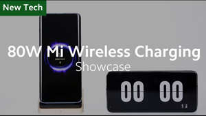 graphical user interface, application: Yes, you read that right!!! It now only takes 19 minutes to fully charge a 4000mAh battery.  This is 80W #MiWirelessChargingTechnology, it's faster than most wired charging solutions!   Do you think wireless charging will replace wired in the future?  #InnovationForEveryone  Learn More: https://mi.com/global (Global official website) https://twitter.com/xiaomi  (Twitter) https://facebook.com/xiaomiglobal (Facebook) https://instagram.com/xiaomi.global (Instagram) https://c.mi.com (Mi community) https://blog.mi.com (Mi Blog)