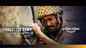 "a man wearing a hat: Amazon Prime Video presents The Forgotten Army Azaadi Ke Liye Official Trailer 2020. This Republic Day, get ready to witness the untold true story of 'The Forgotten Army'.   »Release date - 24th January 2020 only on Amazon Prime Video  »Created and directed by Kabir Khan.  »Music directed by Pritam.  For more such videos, subscribe to our YouTube channel ► https://amzn.to/Subscribe Don't forget to push the Bell 🔔 icon to never miss an update.   ""For more updates, stay connected with us on ► Facebook: https://www.facebook.com/PrimeVideoIN/ ► Twitter: https://twitter.com/PrimeVideoIN ► Instagram: https://www.instagram.com/primevideoin"" ► Stream Now: https://primevideo.com  ""About Amazon Prime Video  Amazon Prime Video offers unlimited ad-free streaming of Prime Originals, premium Hollywood, Bollywood & Regional movies, and TV shows. Enjoy on your phone, tablet or SmartTV. Or you can download your favorite movies and TV shows to watch them offline.""  ► Join Prime today at just Rs.999/year only. https://amzn.to/SignUp  #TheForgottenArmy #OfficialTrailer #AmazonPrimeVideo #KabirKhan"