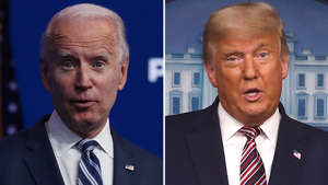 Joe Biden, Donald Trump are posing for a picture: Biden says he hasn't heard from Trump directly