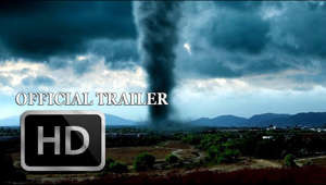 a sign on a cloudy day: ARACHNADO Official Trailer (2020) Spider Tornado Movie HD  Starring Mel Novak (Bruce Lee's Game of Death), Deborah Dutch (Hard To Die), Brinke Stevens (Slumber Party Massacre) and Shawn C. Phillips (Ghost Shark).  Coming to VOD and DVD this Thanksgiving from SCS Entertainment