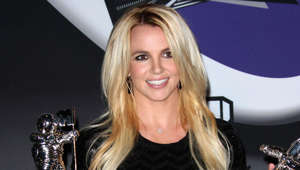 a woman smiling for the camera: Britney has been on our screens since she was 11 years old, when she appeared on the competition 'Star Search'. The pop princess's music career spans over two decades and the 'Toxic' singer is credited with influencing the revival of teen pop. 'Hit me Baby One More Time' and 'Womanizer' are two of her biggest songs.