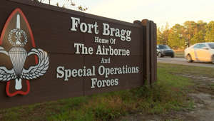 text, whiteboard: 2 found dead in Fort Bragg training area