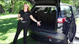 a person standing next to a car: Curious about the BraunAbility Traverse Wheelchair Accessible SUV? We're here to show you what makes this vehicle so exciting. Not only is it the largest wheelchair accessible SUV ever, it has a multitude of extras that make it a crowd pleaser, from advanced entertainment and safety features to a tow package option to plenty of USB ports for the entire family. Find out more about the innovative mobility technology behind this exciting new wheelchair vehicle today.  https://www.braunability.com/us/en/mobility-products/wheelchair-suv-wheelchair-accessible-suv/chevy-traverse-wheelchair-conversion.html  Visit your local BraunAbility dealer to learn more. https://www.braunability.com/us/en/handicap-mobility-van-dealer-locator.html  Find us at: https://www.braunability.com/us/en.html   Read the Blog: https://www.braunability.com/us/en/blog.html  Follow BraunAbility on LinkedIn: https://www.linkedin.com/company/braunability  Follow BraunAbility on Twitter: https://twitter.com/BraunAbility  Follow BraunAbility on Instagram: https://www.instagram.com/braunability/  Like BraunAbility on Facebook: https://www.facebook.com/braunability