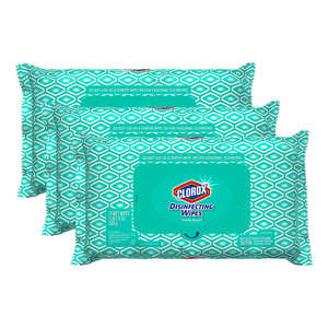 map: Clorox Disinfecting Wipes, 3-Pack
