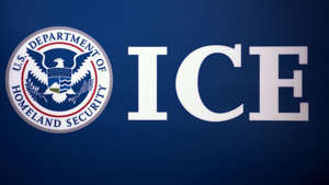 logo: ICE acting director resigns weeks after assuming post