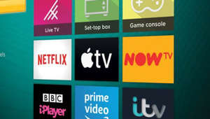 graphical user interface: How to stop your smart TV from spying on your viewing habits