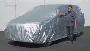 http://www.carcovers.com/covers/suv.html - SUV and Van Covers at CarCovers.com. Featuring our Platinum Shield SUV Cover. This is our top of the line car cover with a limited lifetime warranty. This car cover that is for all weather and provides top level protection from all the elements including rain, snow, UV rays, small hail, bird droppings and more! Soft fleece inner lining. Includes a free cable and lock for anti-theft, storage bag, microfiber 3 pack. Free shipping to all of the US and Canada