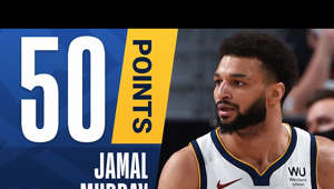 Jamal Murray drops a regular season CAREER-HIGH 50 points on 21-25 shooting to guide Nuggets‼  Subscribe to the NBA: https://on.nba.com/2JX5gSN  
