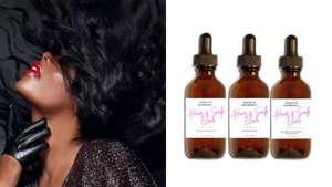 Keep your natural hair and extensions healthy with House Of Bombshell products.
