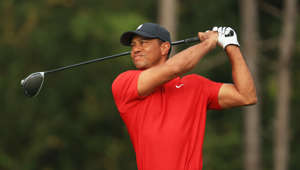 "Tiger Woods holding a baseball bat: You may have noticed that Tiger tends to wear a red shirt during the last rounds of his golf tournaments. Well, this tradition came from his mother, who told him that red is seen as a colour of power. Woods also attended Standford University, whose colours also happen to be red. The golf championed explained in a news conference in 2013, saying: ""I've worn red ever since my college days basically, or junior golf days – big events on the last day. I just stuck with it out of superstition, and it worked. I just happened to choose a school that actually was red, and we wore red on our final day of events. So it worked out."""