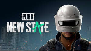 a man wearing a helmet: Official pre-order trailer for PUBG: NEW STATE, the latest title by KRAFTON, Inc. and PUBG Studio, the creators of the original battle royale, PLAYERUNKNOWN'S BATTLEGROUNDS.  Coming in 2021, players will be able to drop in and explore a new map that expands the lore, experience graphics that push the limits of mobile gaming, master the best and most dynamic gunplay on the market, and enjoy next generation survival features that evolve the battlegrounds.  Pre-register on Google Play now at  https://pubg.info/3qS49HB   For more info, please visit: https://newstate.pubg.com/ and don't forget to follow us on our social channels! - Facebook: https://www.facebook.com/OfficialPUBGNEWSTATE - Twitter: https://twitter.com/PUBG_NEWSTATE - Instagram: http://instagram.com/pubgnewstate  #pubgnewstate #newstate #pubg