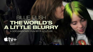 "Witness the incredible rise of Billie Eilish in ""Billie Eilish: The World's A Little Blurry"" as she tours and records the album that changes her life. Watch in theaters and on Apple TV+ February 26: https://apple.co/_BillieEilishDoc   ""Billie Eilish: The World's a Little Blurry"" tells the true coming-of-age story of the singer-songwriter and her rise to global superstardom. From award-winning filmmaker R.J. Cutler, the documentary offers a deeply intimate look at this extraordinary teenager's journey, at just seventeen years old, navigating life on the road, on stage, and at home with her family, while writing, recording and releasing her debut album ""WHEN WE ALL FALL ASLEEP, WHERE DO WE GO?""  The documentary is from Apple Original Films, in association with Interscope Films, Darkroom, This Machine and Lighthouse Management & Media. Directed by R.J. Cutler and starring Billie Eilish, Finneas O'Connell, Maggie Baird, and Patrick O'Connell as themselves.  Song: ""bury a friend"" by Billie Eilish http://apple.co/buryafriend  Song: ""when the party's over"" by Billie Eilish http://apple.co/whenthepartysover   Subscribe to Apple TV's YouTube channel: https://apple.co/AppleTVYouTube   Follow Apple TV: Instagram: https://instagram.com/AppleTV  Facebook: https://facebook.com/AppleTV  Twitter: https://twitter.com/AppleTV  Giphy: https://giphy.com/AppleTV   More from Apple TV: https://apple.co/32qgOEJ   Follow Billie Eilish: Facebook: https://www.facebook.com/billieeilish  Instagram: https://www.instagram.com/billieeilish  Twitter: https://twitter.com/billieeilish  YouTube: https://www.youtube.com/BillieEilish  Email: http://smarturl.it/BillieEilishEmail   Apple TV+ is a streaming service with original stories from the most creative minds in TV and film. Watch now on the Apple TV app: https://apple.co/_AppleTVapp   #BillieEilish #Documentary #AppleTV"