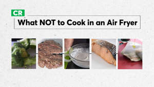 What NOT to Cook in an Air Fryer