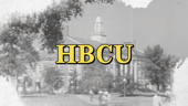 a sign in a field: Here's why historically Black colleges and universities are so important