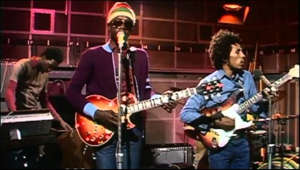 "Bob Marley & The Wailers do a live in-studio performance for London's Top Gear Radio Show before performing live for BBC Channel 2′s Old Grey Whistle Test.  They perform ""Stir It Up"" and ""Concrete Jungle"" during this set.  This is one of only 2 or 3 times where Bob Marley, Peter Tosh, and Bunny Wailer are captured on video performing together as The Wailers.  Band Lineup Bob Marley, vocals, rhythm guitar  Peter Tosh, vocals, lead guitar  Bunny Wailer, vocals, percussion  Aston Barrett, bass  Carlton Barrett, drums  Earl 'Wya' Lindo, keyboards  Discover more at http://www.bobmarley.com Subscribe to the channel: http://bobmarley.lnk.to/Subscribe  ———————  Apple Music: https://stream.lnk.to/bobmarleyYD/applemusic Spotify: https://stream.lnk.to/bobmarleyYD/spotify Amazon: https://stream.lnk.to/bobmarleyYD/amazon Pandora: https://stream.lnk.to/bobmarleyYD/pandora  Shop: https://shopmarley.com Facebook: https://facebook.com/bobmarley Instagram: https://instagram.com/bobmarley Twitter: @bobmarley Snapchat: @bobmarleymusic  ———————  #OldGreyWhistle #BBC2 #BobMarley"