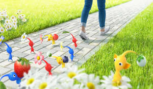 Pokémon Go developers creating a Pikmin mobile game with Nintendo