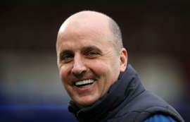 Paul Cook smiling for the camera