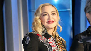 Madonna looking at the camera: The law firm Grubman Shire Meiselas & Sacks - which represents some of the world's most famous celebrities - confirmed in May 2020 that it had been the victim of a security breach. The cyberattack targeted hundreds of celebrities, including the Queen of Pop who had a screenshot of her contract released on the dark web. The hackers also threatened to release more legal documents of the firm's famous clients and demanded payment.