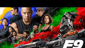 "Vin Diesel et al. posing for the camera: F9 Fast is back June 25. http://www.thefastsaga.com/  No matter how fast you are, no one outruns their past.   F9 is the ninth chapter in the Fast & Furious Saga, which has endured for two decades and has earned more than $5 billion around the world.    Vin Diesel's Dom Toretto is leading a quiet life off the grid with Letty and his son, little Brian, but they know that danger always lurks just over their peaceful horizon. This time, that threat will force Dom to confront the sins of his past if he's going to save those he loves most. His crew joins together to stop a world-shattering plot led by the most skilled assassin and high-performance driver they've ever encountered: a man who also happens to be Dom's forsaken brother, Jakob (John Cena, the upcoming The Suicide Squad).   F9 sees the return of Justin Lin as director, who helmed the third, fourth, fifth and sixth chapters of the series when it transformed into a global blockbuster. The action hurtles around the globe—from London to Tokyo, from Central America to Edinburgh, and from a secret bunker in Azerbaijan to the teeming streets of Tbilisi. Along the way, old friends will be resurrected, old foes will return, history will be rewritten, and the true meaning of family will be tested like never before.    The film stars returning cast members Michelle Rodriguez, Tyrese Gibson, Chris ""Ludacris"" Bridges, Jordana Brewster, Nathalie Emmanuel and Sung Kang, with Oscar® winner Helen Mirren and Oscar® winner Charlize Theron. F9 also features Grammy-winning superstar Cardi B as new franchise character Leysa, a woman with a connection to Dom's past, and a cameo by Reggaeton sensation Ozuna.    F9 is produced by Neal H. Moritz, Vin Diesel, Jeff Kirschenbaum, Joe Roth, Justin Lin, Clayton Townsend and Samantha Vincent.  www.thefastsaga.com"