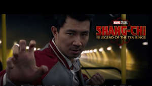 "Simu Liu holding a sign: Watch the brand new teaser trailer for Marvel Studios' ""Shang-Chi and the Legend of the Ten Rings,"" and experience it only in theaters September 3.  ► Watch Marvel on Disney+: https://bit.ly/2XyBSIW ► Subscribe to Marvel on YouTube: http://bit.ly/WeO3YJ  Follow Marvel on Twitter: ‪https://twitter.com/marvel Like Marvel on Facebook: ‪https://www.facebook.com/marvel Watch Marvel on Twitch: https://www.twitch.tv/marvel  Reward your Marvel fandom by joining Marvel Insider! Earn points, then redeem for awesome rewards. Terms and conditions apply.  Learn more at https://www.marvel.com/insider?Osocial=YT&CID=MarvelInsider  For even more news, stay tuned to: Tumblr: ‪http://marvelentertainment.tumblr.com/ Instagram: https://www.instagram.com/marvel Pinterest: ‪http://pinterest.com/marvelofficial Reddit: http://reddit.com/u/marvel-official"