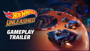 The first official #HotWheelsUnleashed Gameplay Trailer is out! Discover how to race in a dark, rusty and vintage Garage, and stay tuned, because this is just the first environment unveiled. Much more has to come