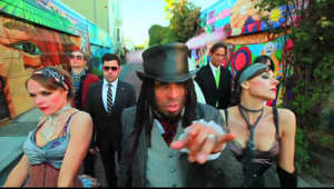 Eric McFadden and Exploding Starz cover the Brittney Spears hit, Womanizer. This version was produced by The Rondo Brothers at The Old School Studio in Caspar, CA and engineered and mixed by Calvin Turnbull. Video shot and directed by John Behrens in San Francisco, CA, Assisted by Oona Squire and Pat MacDonald. Appearing in the video are: Eric McFadden, Ashley Rain Turner, Chenoa Littlesun,  Lewis Rutherford, Brandon Amovich, Oona Squire, John Crow, Rico Loverde and Mike Brown.