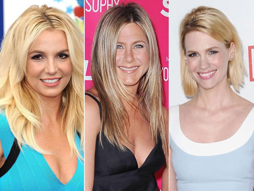 Diapositiva 1 de 15: From Jennifer Aniston to Britney Spears, today's biggest stars have a lot to say about cosmetic surgery...